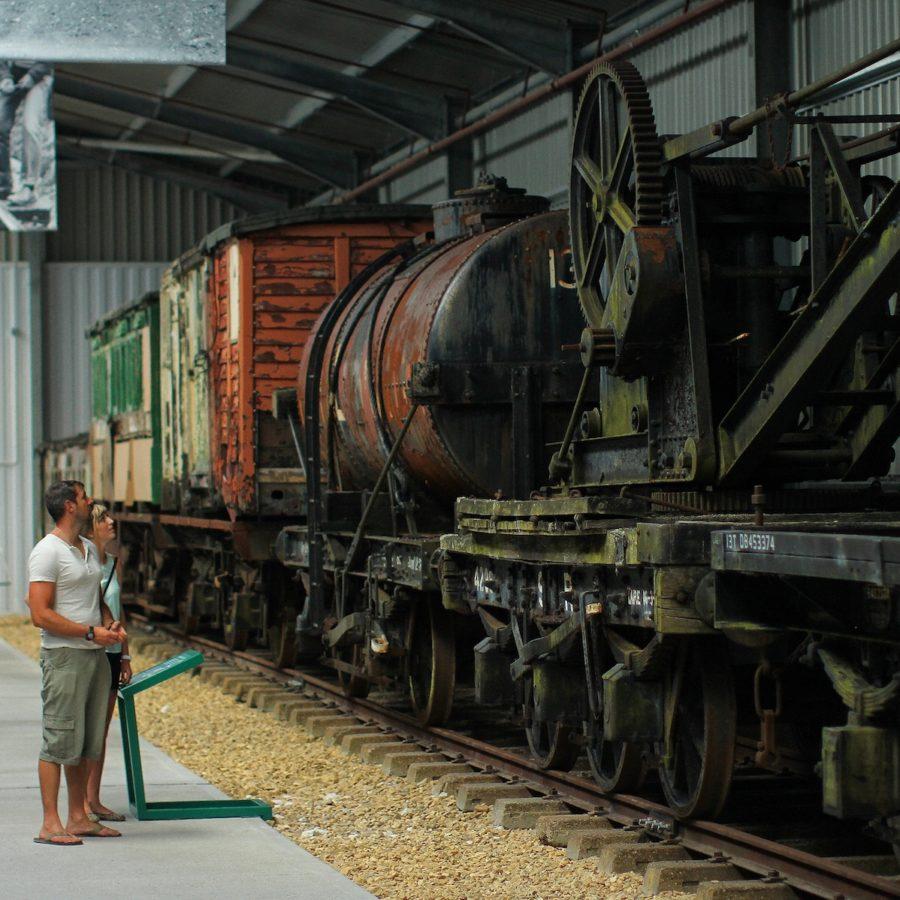 History of the Islands Railways