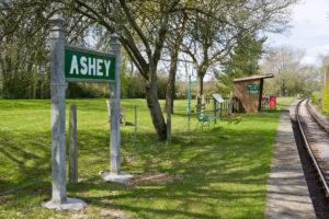 Ashey-Station