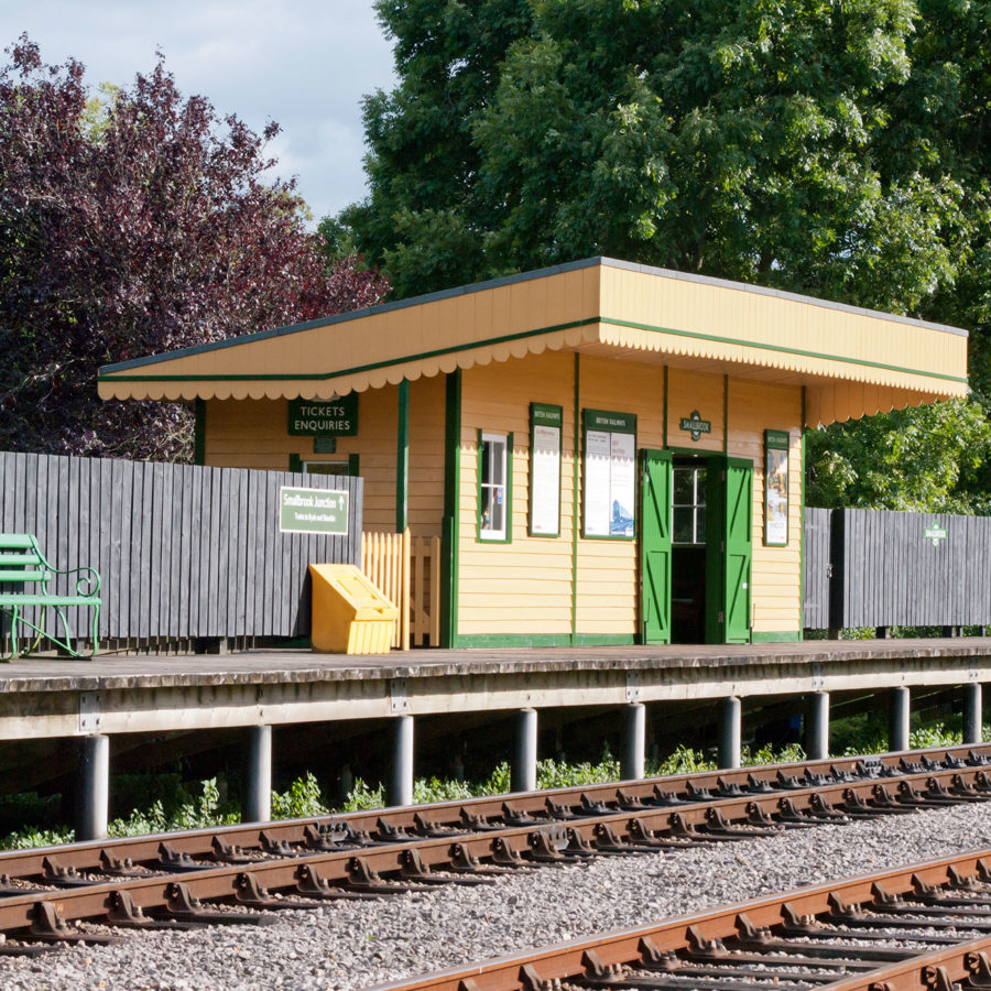 Smallbrook-Station