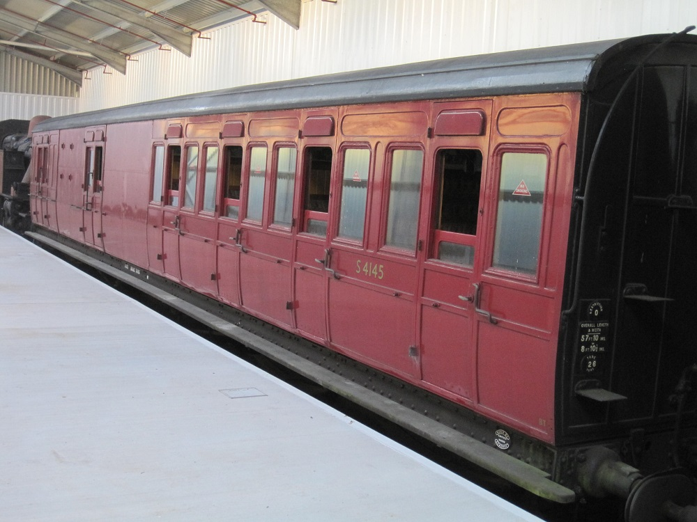Bogie Carriages 2