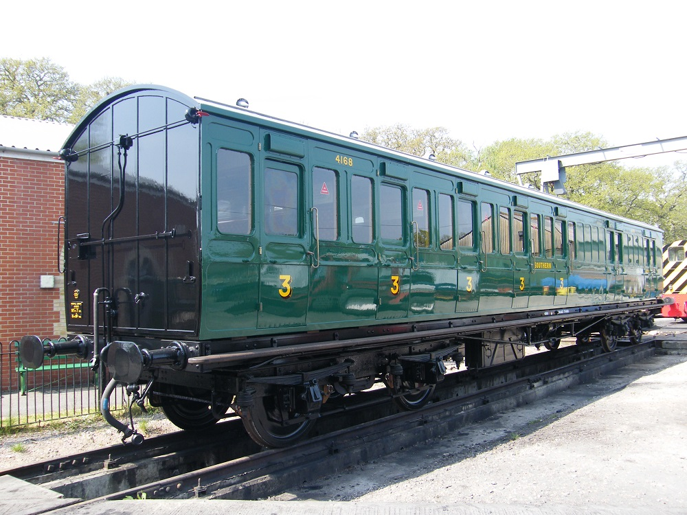 Bogie Carriages 3
