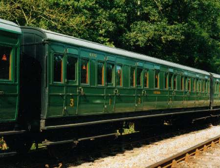 Bogie Carriages 5