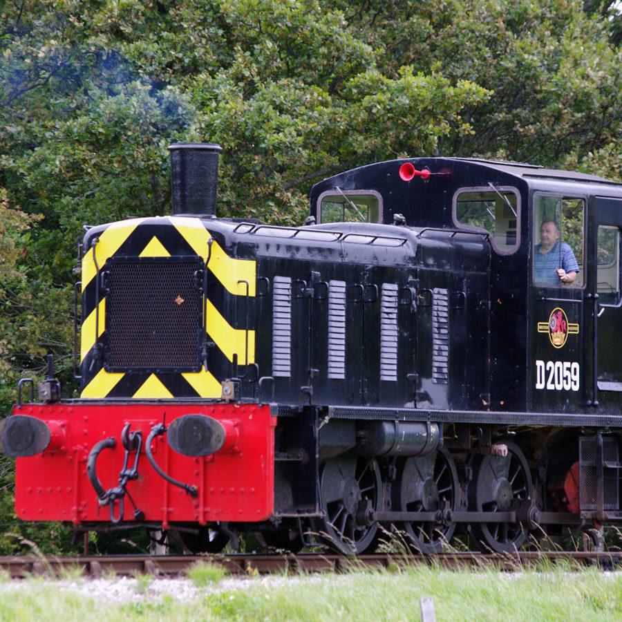 British Railways Class 03 No D2059