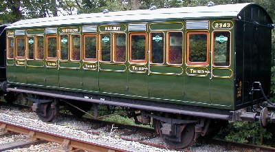 Four Wheeled Carriages 1