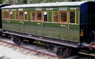 Four Wheeled Carriages 2