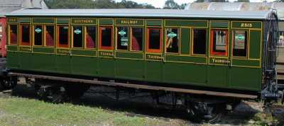 Four Wheeled Carriages 6