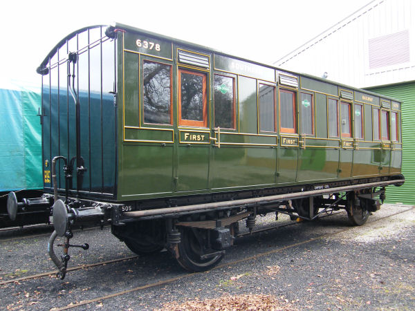 Four Wheeled Carriages 7
