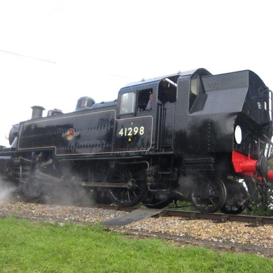 Locomotive Engineering News - January 2016 Header