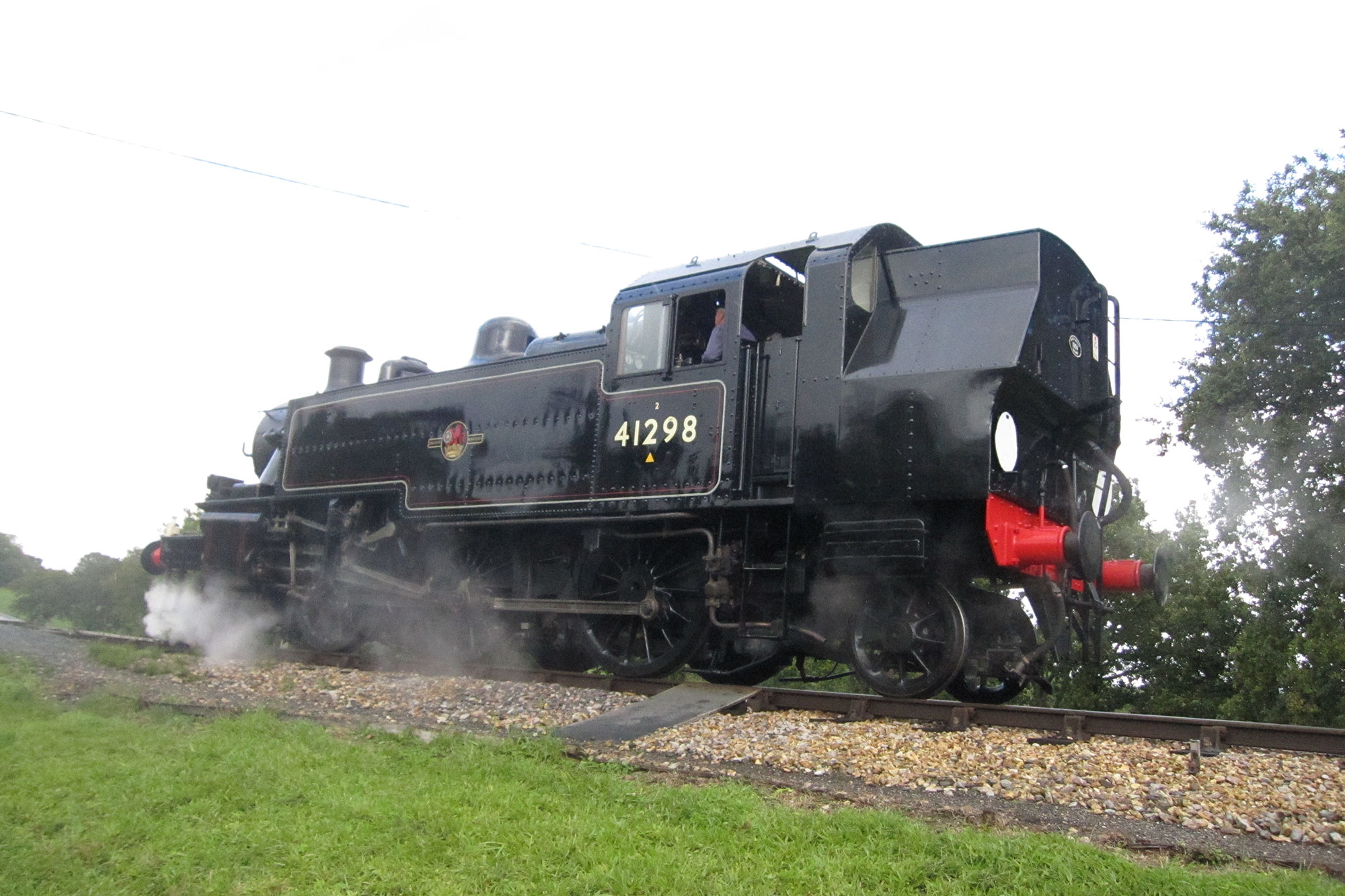 Locomotive Engineering News - January 2016 Header
