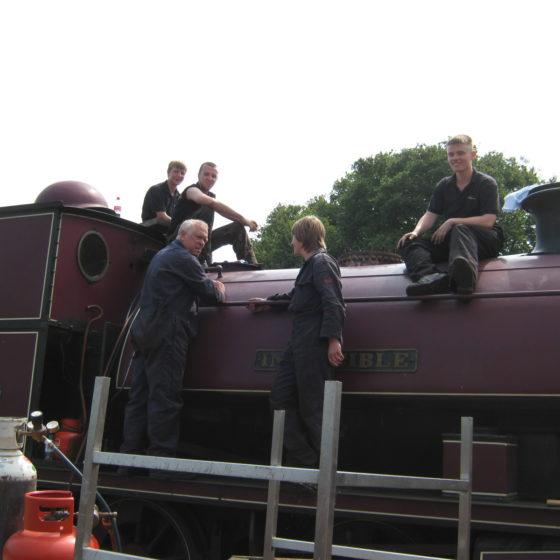 Locomotive Engineering News - November 2016 Header