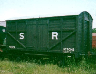 Wagons and Departmental Stock 4