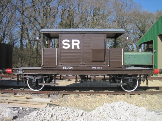 Wagons and Departmental Stock 5