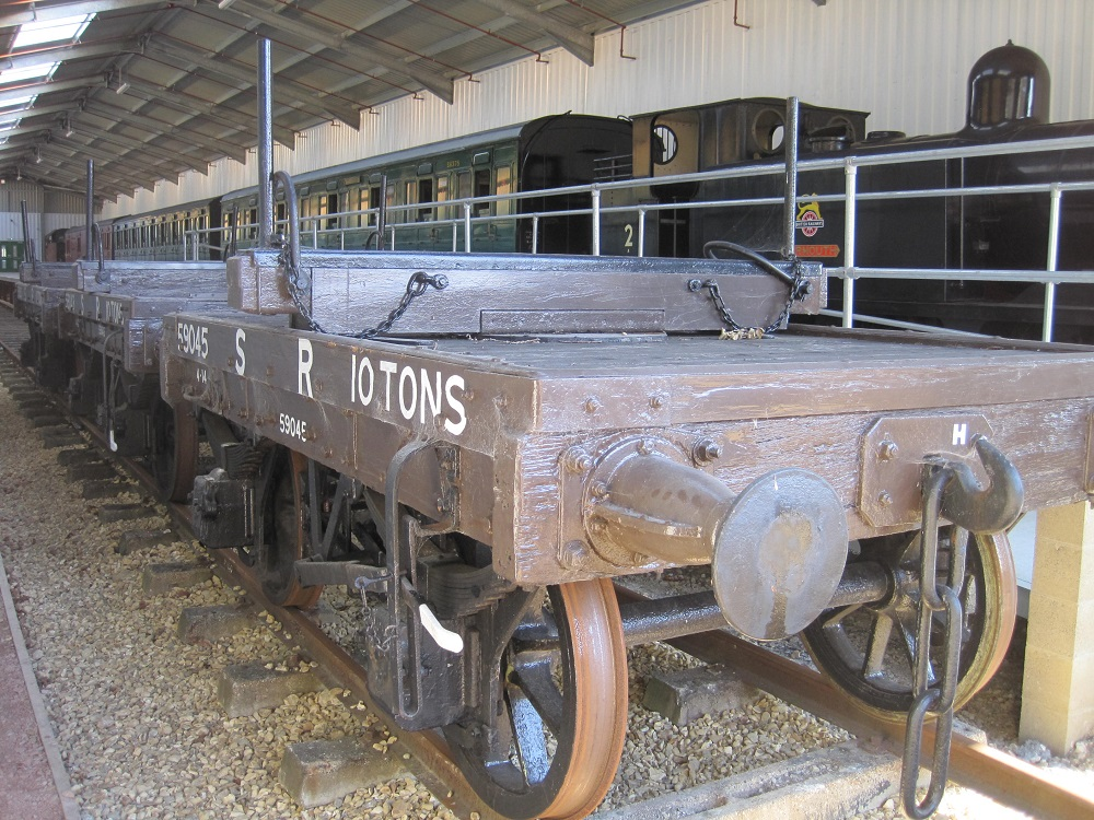 Wagons and Departmental Stock 6