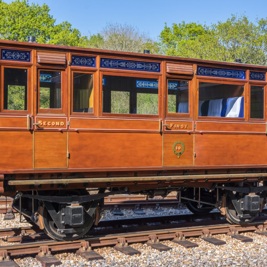 Oldbury Carriages