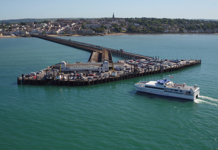 Day Trips by Fast Cat from Portsmouth