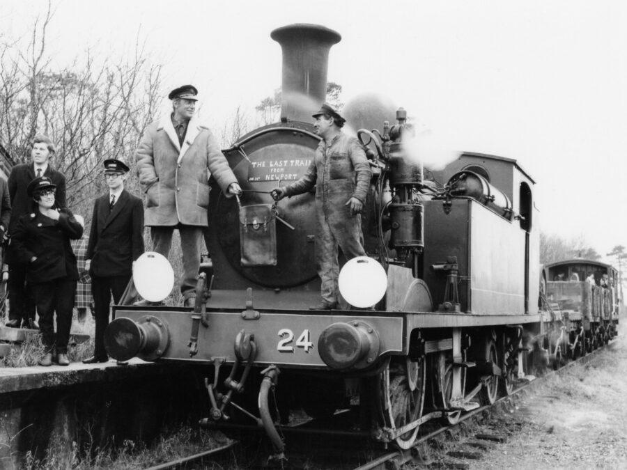 50th Anniversary of the 'Last Train'