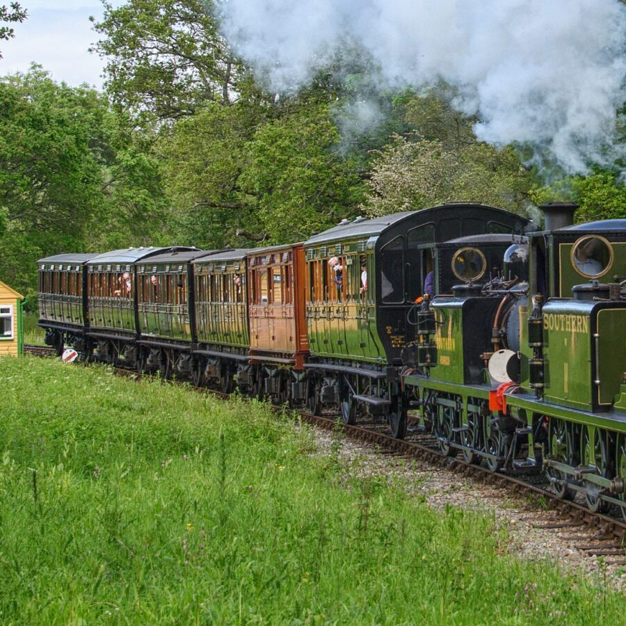 Visiting the Railway in Summer 2021