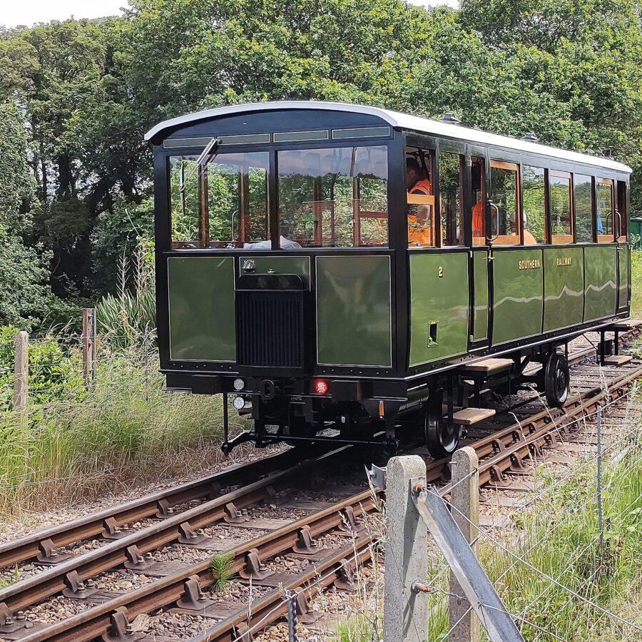 Ryde Pier Tram